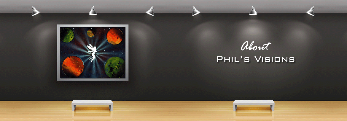 Phil's Visions Header