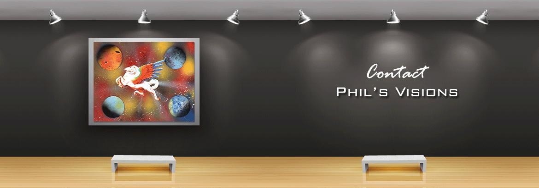 Phil's Visions Header